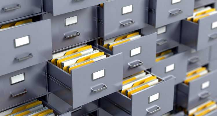 File management expedites workflow and increases productivity
